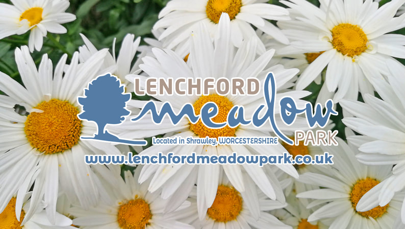 Lenchford Meadow Holiday Park - Pretty Flowers