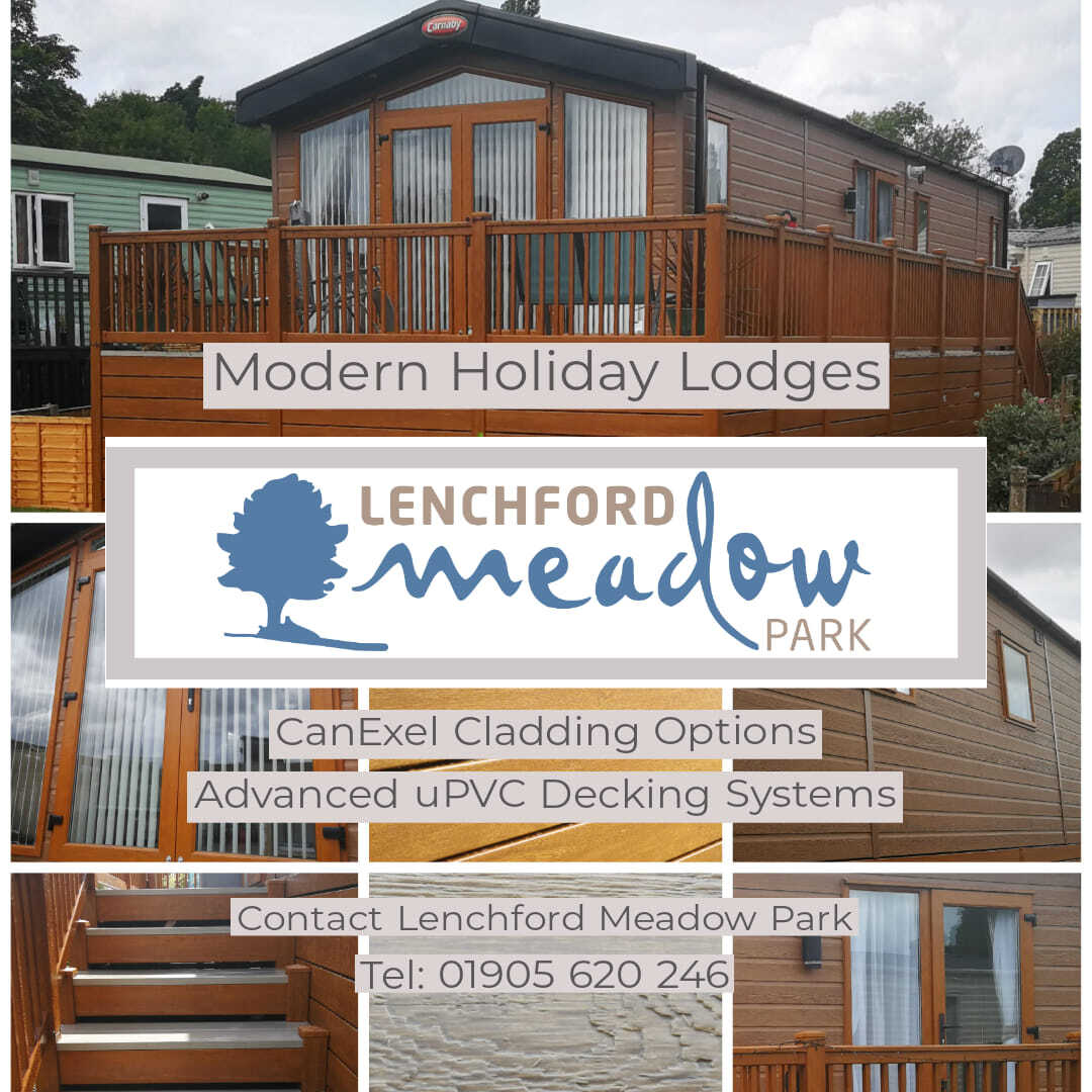 lodges for sale worcestershire lenchford shrawley